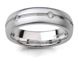 F078-14k-Fehér-arany-021ct-gyémánt-6x2mm-6mm-széles-16g-315000ft-férfi-kő-nélkül-értendő
