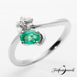 feherarany-gyemant-smaragd-gyuru-er316-0-014ct-w-vs1-smaragd-0-40ct-mi-14k-1