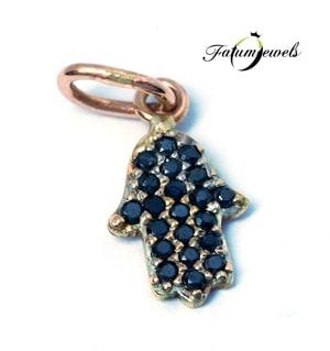 rose-arany-gyemant-medal-fatima-keze-fr501-0-05ct-fekete-opac-14k