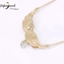 rose-arany-gyemant-medal-kecses-angyalszarny-fr535-0-14ct-i-i2-14k-2