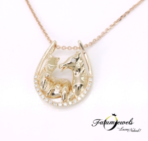 rose-arany-gyemant-medal-lanccal-lovas-lm01-0-09ct-w-vs1-si1-14k-1