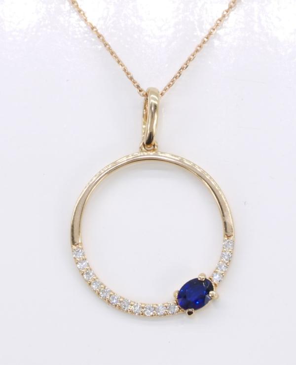 rose-arany-gyemant-zafir-medal-orakulum-fr566-gyemant-0-10ct-h-vs1-zafir-0-19ct-li-14k-1