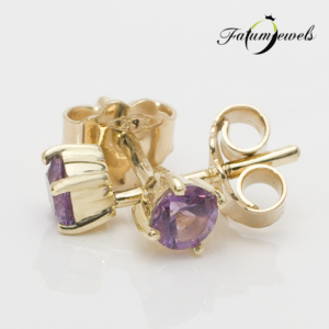 sarga-arany-ametiszt-fulbevalo-fr044-0-30ct-14k-3