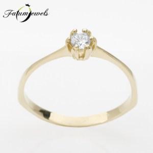 sarga-arany-eljegyzesi-gyemant-gyuru-sagy002-0-10ct-tw-vs1-1