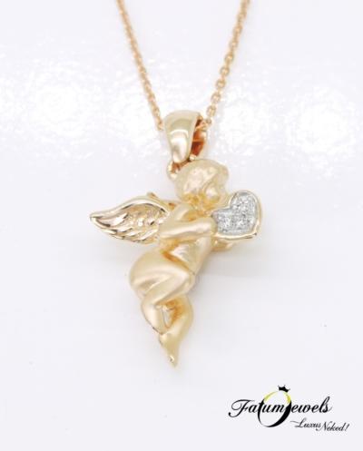 rose-arany-gyemant-medal-lanccal-angyalka-ptm03-0-01ct-w-vs1-si1-14k-1