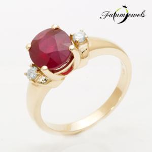 sarga-arany-gyemant-rubin-gyuru-rgy10-gyemant-0-10ct-w-vs1-rubin-2-48ct-mi-14k-2