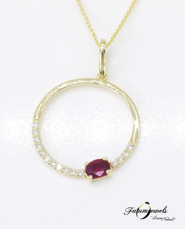 sarga-arany-gyemant-rubin-medal-orakulum-fr401-gyemant-w-vs2-0-10ct-rubin-li-0-17ct-14k-1