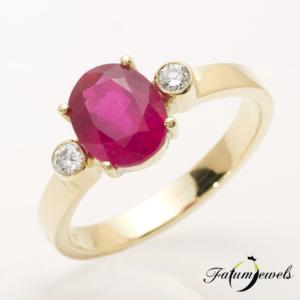 sarga-arany-gyemant-rubin-szett-fr406-rubin-mi-3-75ct-gyemant-w-vs1-si1-0-20ct-14k-3