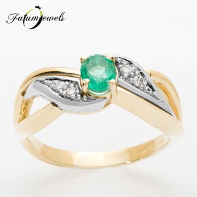 sarga-arany-gyemant-smaragd-gyuru-er348-0-056ct-w-vs1-smaragd-0-35ct-mi-14k