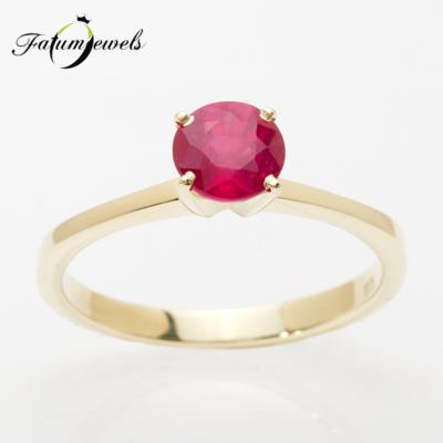 sarga-arany-rubin-gyuru-rgy12-0-90ct-mi-14k