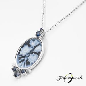 feherarany-gyemant-zafir-medal-lanccal-white-rose-fr352-gyemant-0-01ct-h-i-si1-si2-zafir-0-47ct-li-hi-14k-2