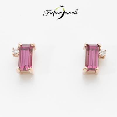 rose-arany-gyemant-granat-fulbevalo-rgf01-gyemant-0-028ct-h-i-si1-si2-granat-0-81ct-li-14k-1