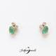 rose-arany-gyemant-smaragd-fulbevalo-sf11-gyemant-0-03ct-h-i-vs1-si1-smaragd-0-49ct-mi-hi-14k-1