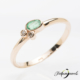 rose-arany-gyemant-smaragd-gyuru-sgy27-gyemant-0-016ct-h-i-vs1-si1-smaragd-0-19ct-mi-14k-1
