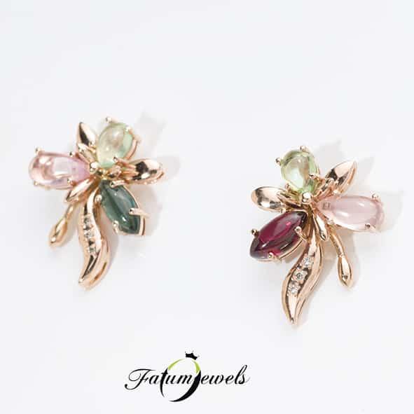 rose-arany-gyemant-turmalin-fulbevalo-rtf03-gyemant-0-03ct-h-j-si1-i1-turmalin-3-22ct-li-mi-14k-1