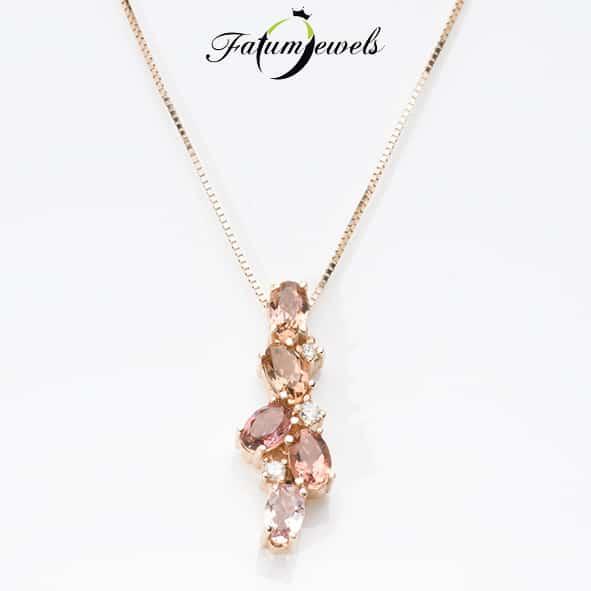 rose-arany-gyemant-turmalin-medal-lanccal-rtm01-gyemant-0-05ct-h-si1-si2-turmalin-1-12ct-li-14k-1