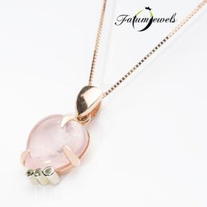 rose-arany-peridot-rozsakvarc-sziv-medal-lanccal-rrm01-rozsakvarc-3-22ct-mi-peridot-0-09ct-mi-14k-2