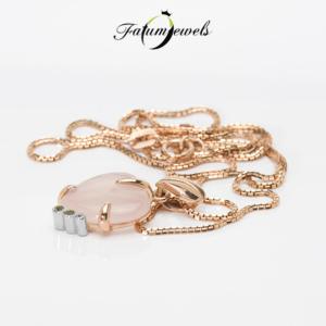 rose-arany-peridot-rozsakvarc-sziv-medal-lanccal-rrm02-rozsakvarc-3-41ct-hi-peridot-0-07ct-mi-14k-3