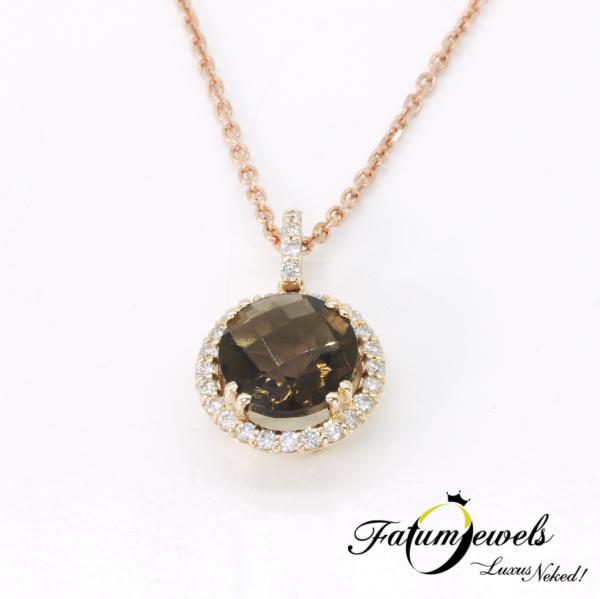 rose-arany-gyemant-fustkvarc-medal-lanccal-ftm02-0-14ct-w-vs1-si1-fustkvarc-1-17ct-vli-14k
