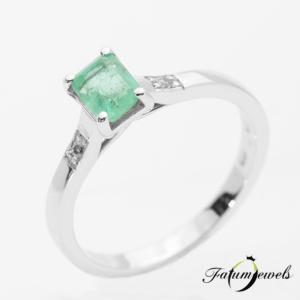 feherarany-smaragd-gyemant-gyuru-fr2018-smaragd-0-38ct-mi-gyemant-0-016ct-w-vs1-14k