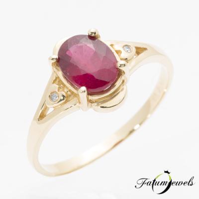 sarga-arany-rubin-gyemant-gyuru-fr2013-rubin-1-775ct-mi-gyemant-0-013ct-i-j-i1-i2-14k