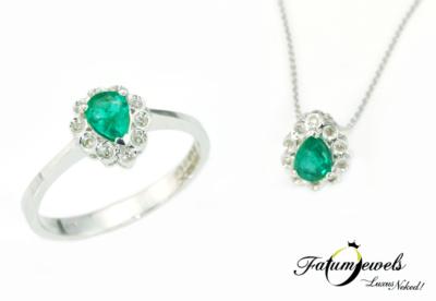 18k-feherarany-gyemant-smaragd-szett-fr668-gyemant-0-07ct-h-j-vs1-si2-smaragd
