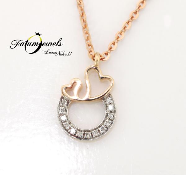roze-arany-sziv-gyemant-medal-lanccal-fm8-18k