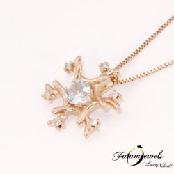 roze-arany-hopihe-gyemant-feher-topaz-medal-lanccal-fr638-gyemant-akant-0-03ct-h-j-s1-i1-topaz