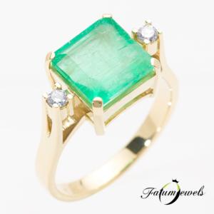 sarga-arany-gyemant-smaragd-gyuru-fr729-gyemant-0-11ct-h-vs1-vs2-smaragd-hi-3-77ct-s-1