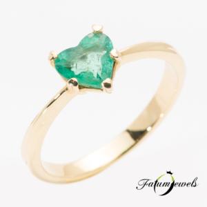 sarga-arany-sziv-smaragd-gyuru-fr730-smaragd-mi-0-50ct-s-1