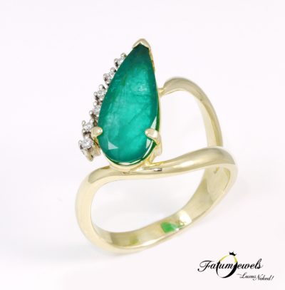 sarga-arany-gyemant-smaragdgyuru-fr767-gyemant-smaragd