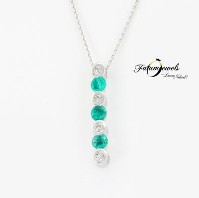 feherarany-gyemant-smaragd-medal-lanccal-fr843-gyemant-smaragd