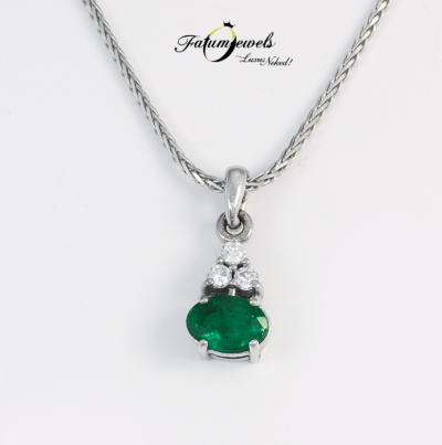 feherarany-gyemant-smaragd-medal-lanccal-fr873-gyemant-smaragd