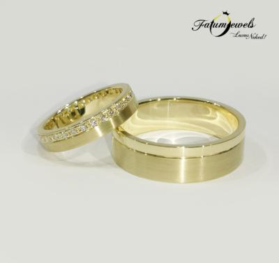 sarga-arany-0-28ct-gyemant-jegygyuru-karikagyuru-par-4-6mm-szeles-s056-gyemant-tw-vs1-0-28ct