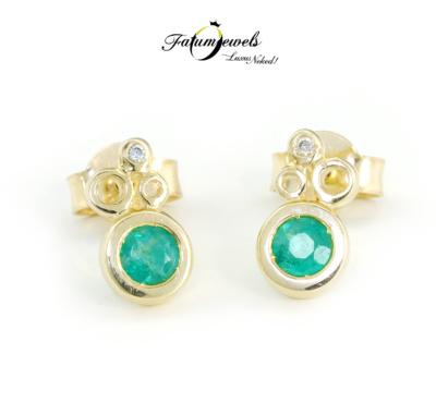 sarga-arany-gyemant-smaragd-fulbevalo-fr858-gyemant-smaragd