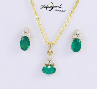 sarga-arany-gyemant-smaragd-szett-fr865-gyemant-smaragd