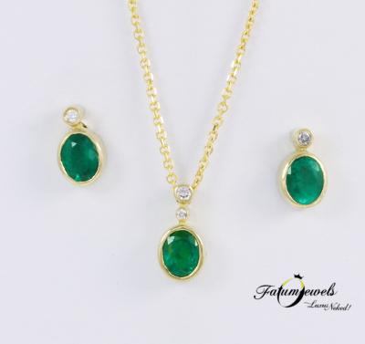 sarga-arany-gyemant-smaragd-szett-fr868-gyemant-smaragd